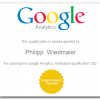 Google Analytics Individual Qualification Test