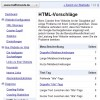 Google Webmaster Tools neues Interface