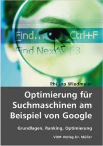 Suchmaschinenoptimierung am Beispiel von Google